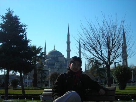 MasjidBiru.
