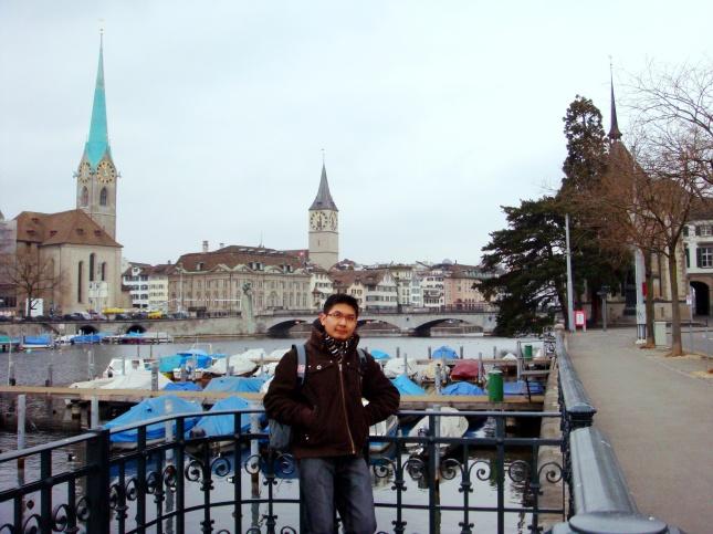 Lagi lagi Zurich