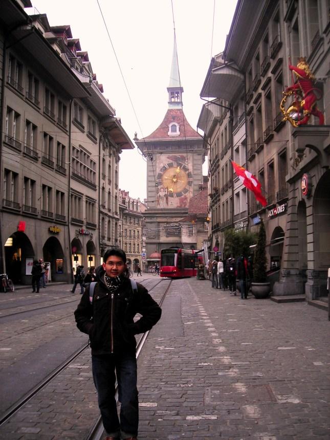 Bern,Switzerland =)